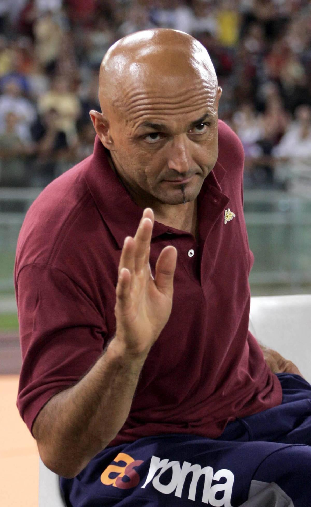 Roma: Spalletti lascia, arriva Ranieri