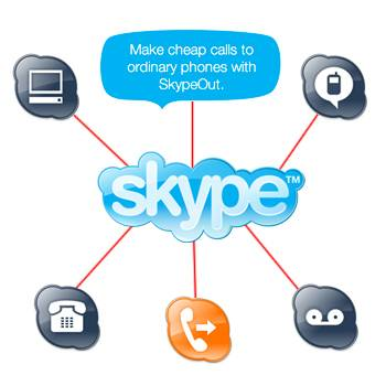 Ebay vende Skype per 1,9 miliardi