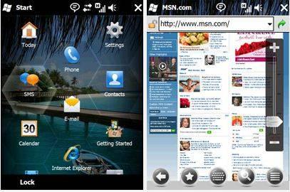 Microsoft al contrattacco lancia Mobile 6.5