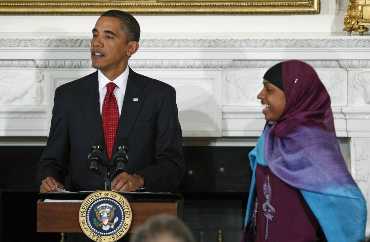 """Obama loda l'Islam: """"Parte integrante degli Usa"""""""