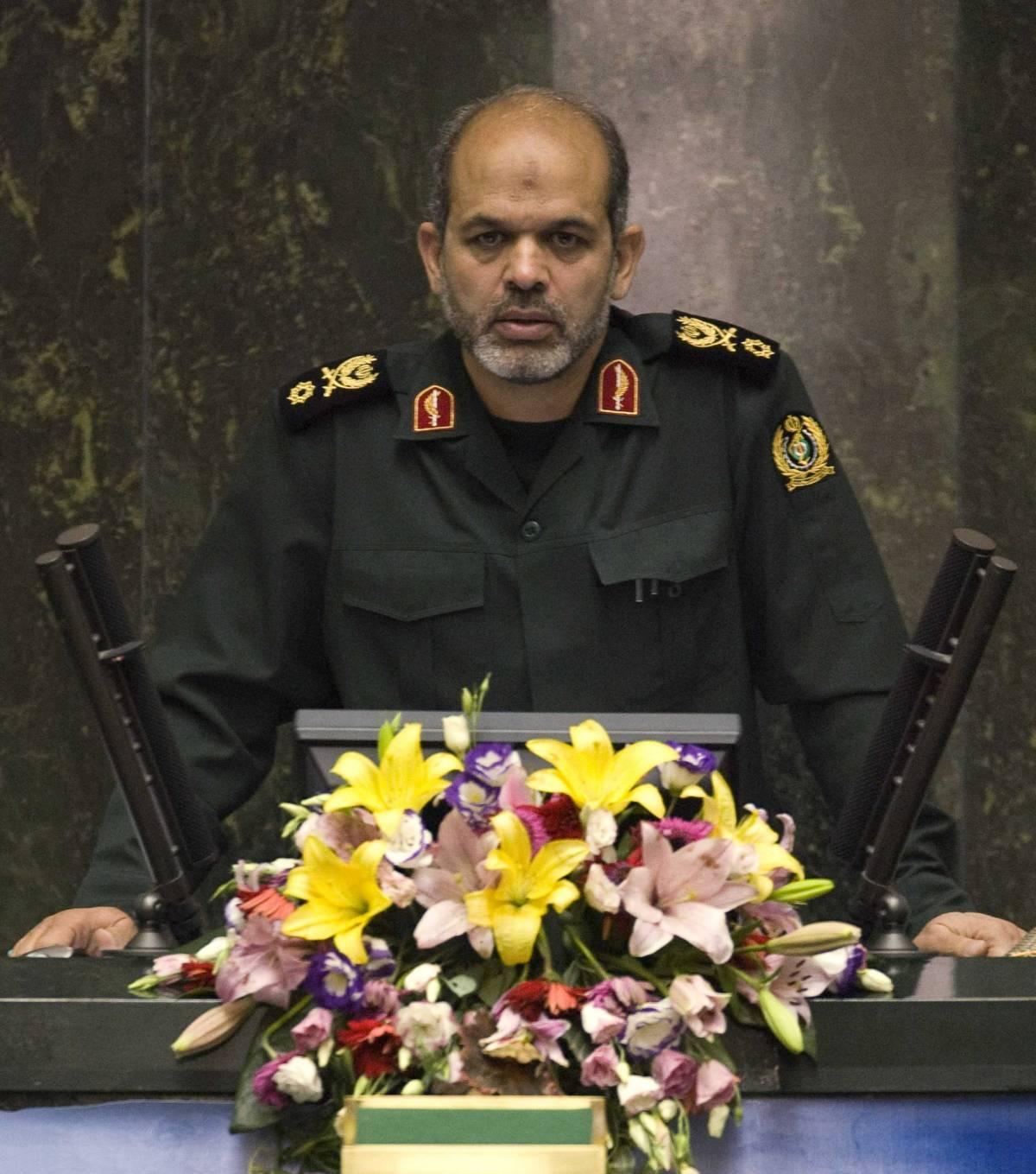 """""""Morte a Israele"""": così Teheran  incorona anche il ministro stragista"""