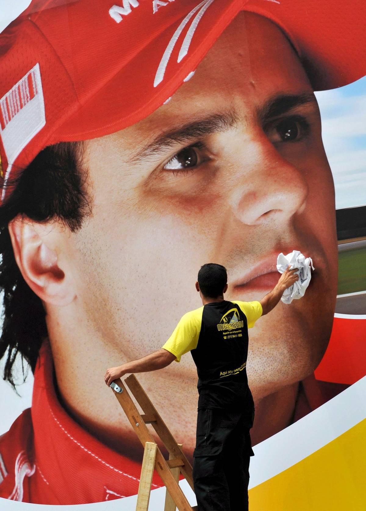 """""""Massa è ancora un pilota, tornerà nel 2010"""""""
