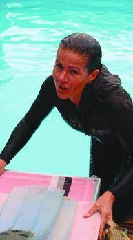 Arenzano Arriva la Miss subacquea