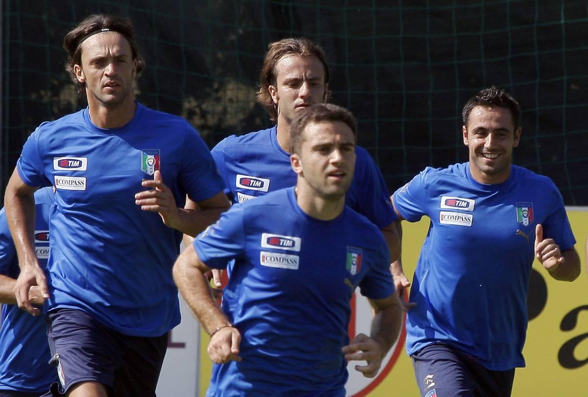 Capitan Cannavaro esalta Rossi