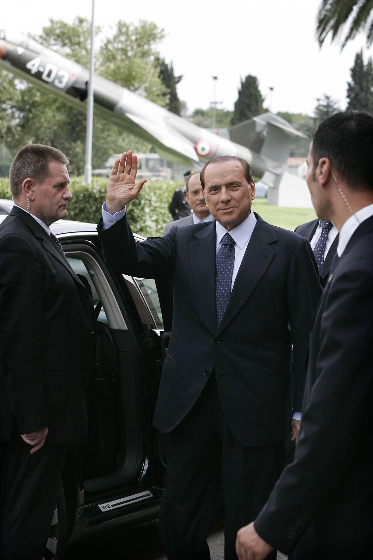 """Stampa, Berlusconi: """"Povera Italia  sui giornali tutto il contrario del vero"""""""