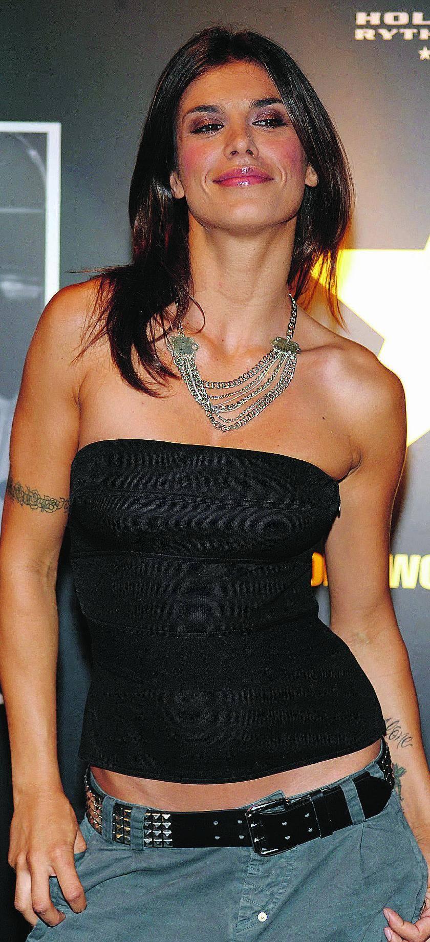 Elisabetta Canalis lascia Clooney, ma solo per condurre Mtv a Genova
