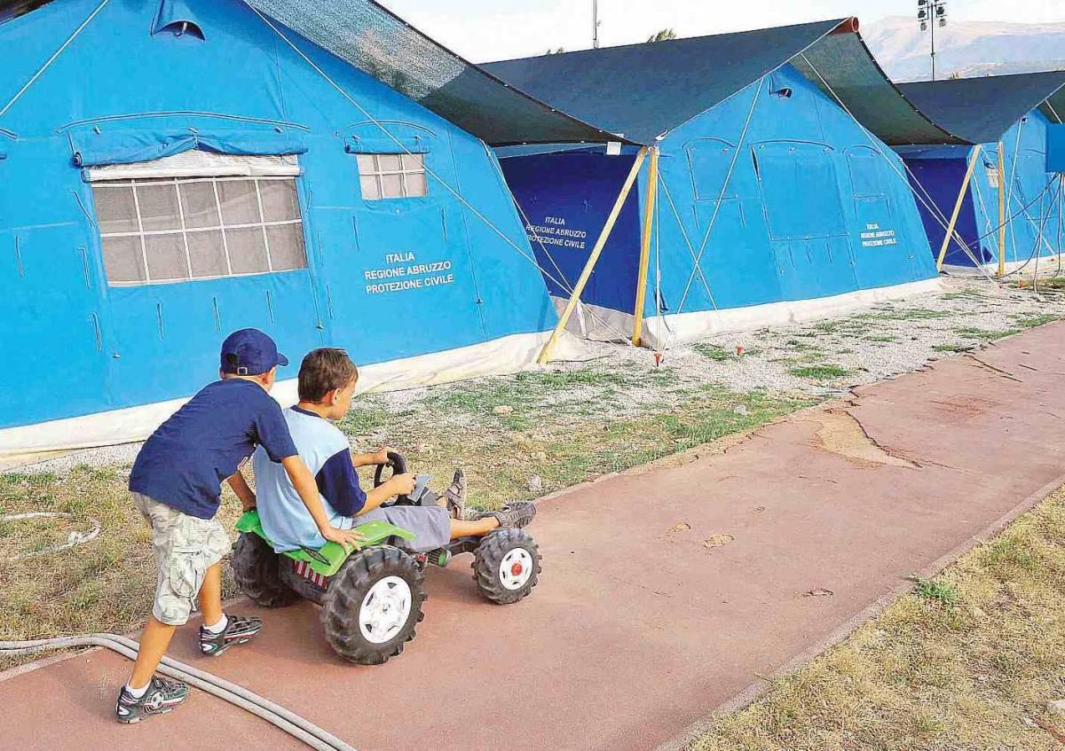 Ricostruzione in Abruzzo, da oggi   3mila sfollati hanno di nuovo un tetto