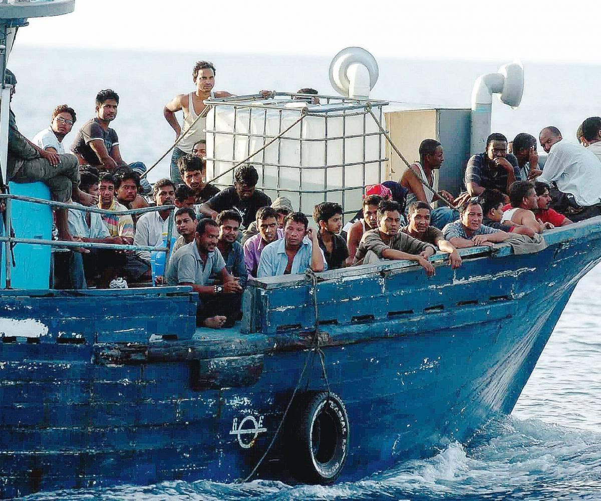 Stop carrette del mare:   sbarchi diminuiti del 90%