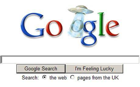 Un ufo su Google: ecco il mistero