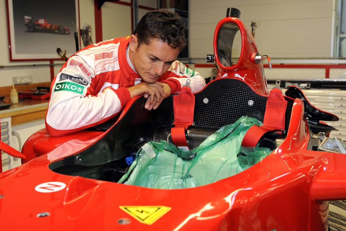 """Fisichella: """"Alla Ferrari  darò il massimo"""""""