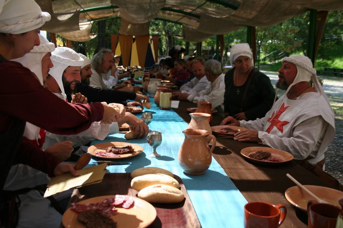 Rivivi il Medioevo 2009: magia e mistero