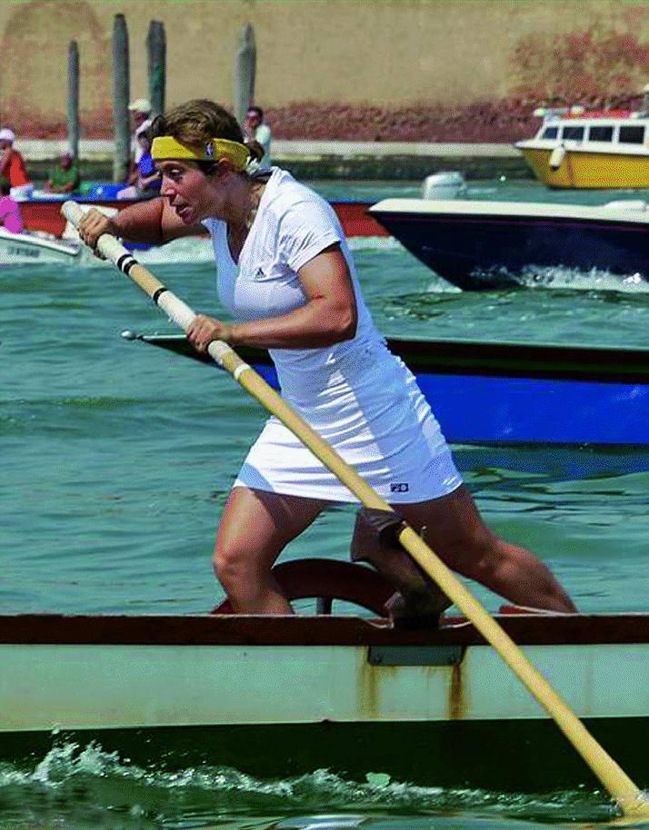 Braccia e remi genovesi per far vincere Venezia