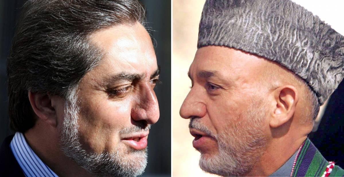 """A Kabul vince Karzai  """"Ma accertati brogli"""""""