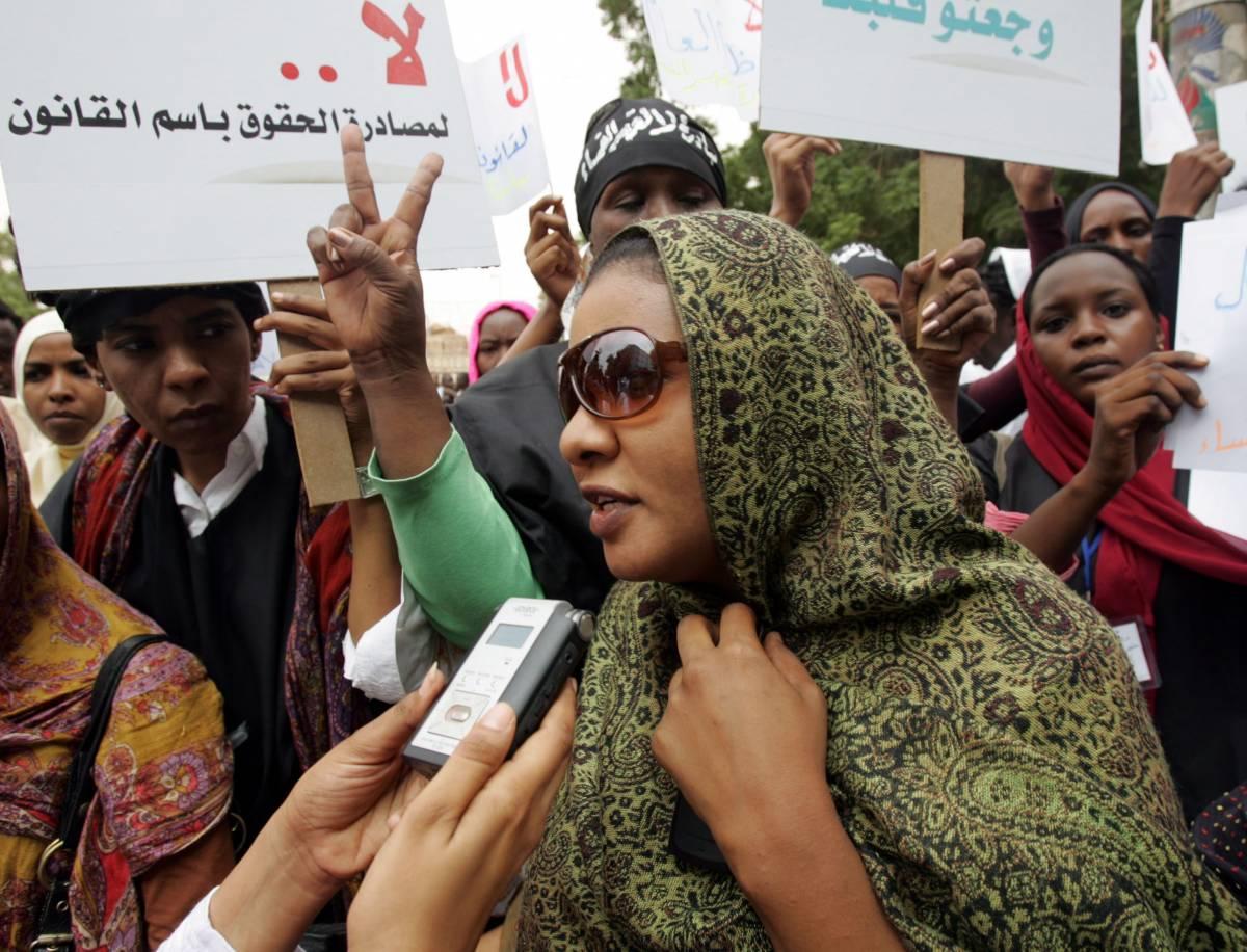 Sudan, torna in libertà  giornalista coi pantaloni