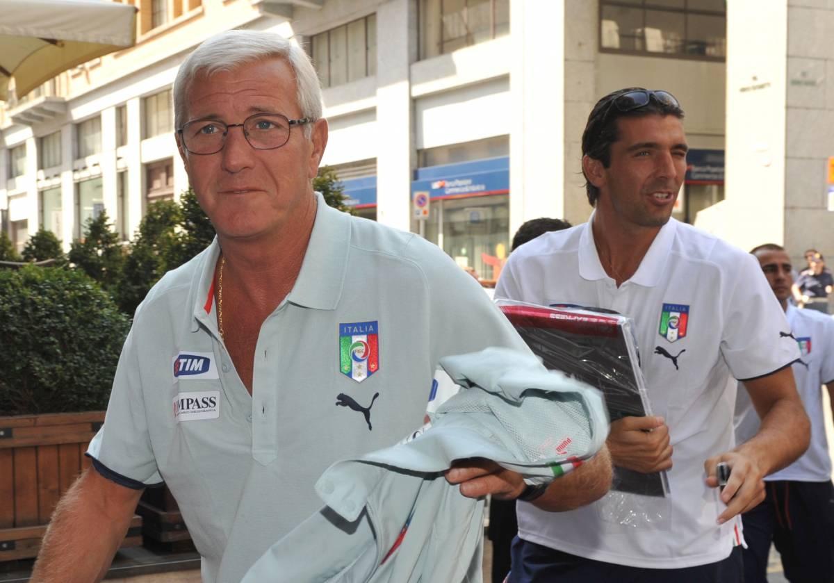 """Lippi: """"Con la Bulgaria conta  vincere, anche con un autogol"""""""