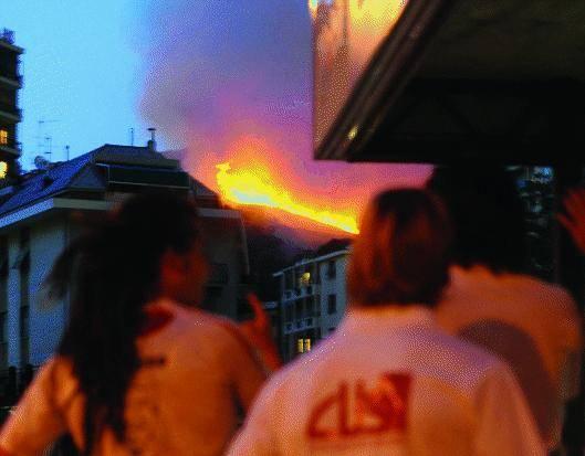 Sistemi antincendio, la Lega attacca Marta