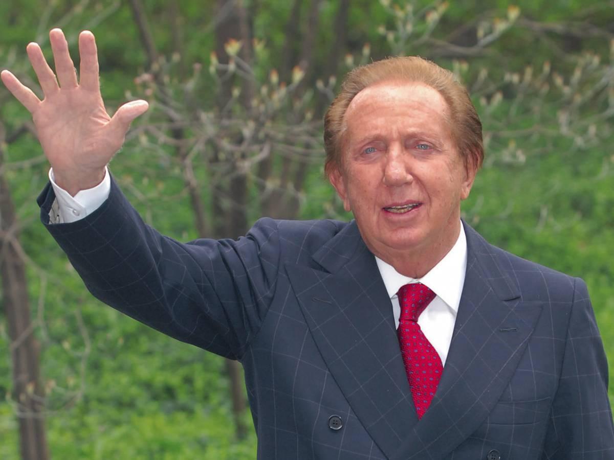 Ci lascia Mike, il campione della tv italiana