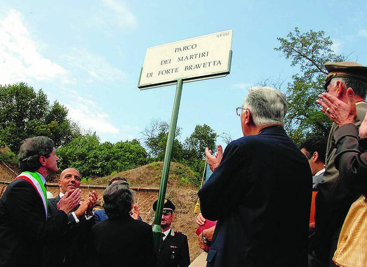 Forte Bravetta: luogo di cultura e di memoria