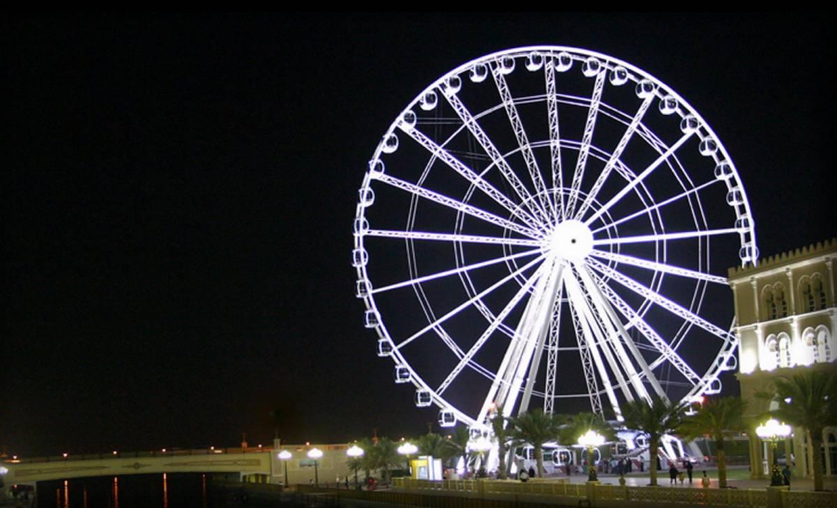Una ruota panoramica per volare su Milano