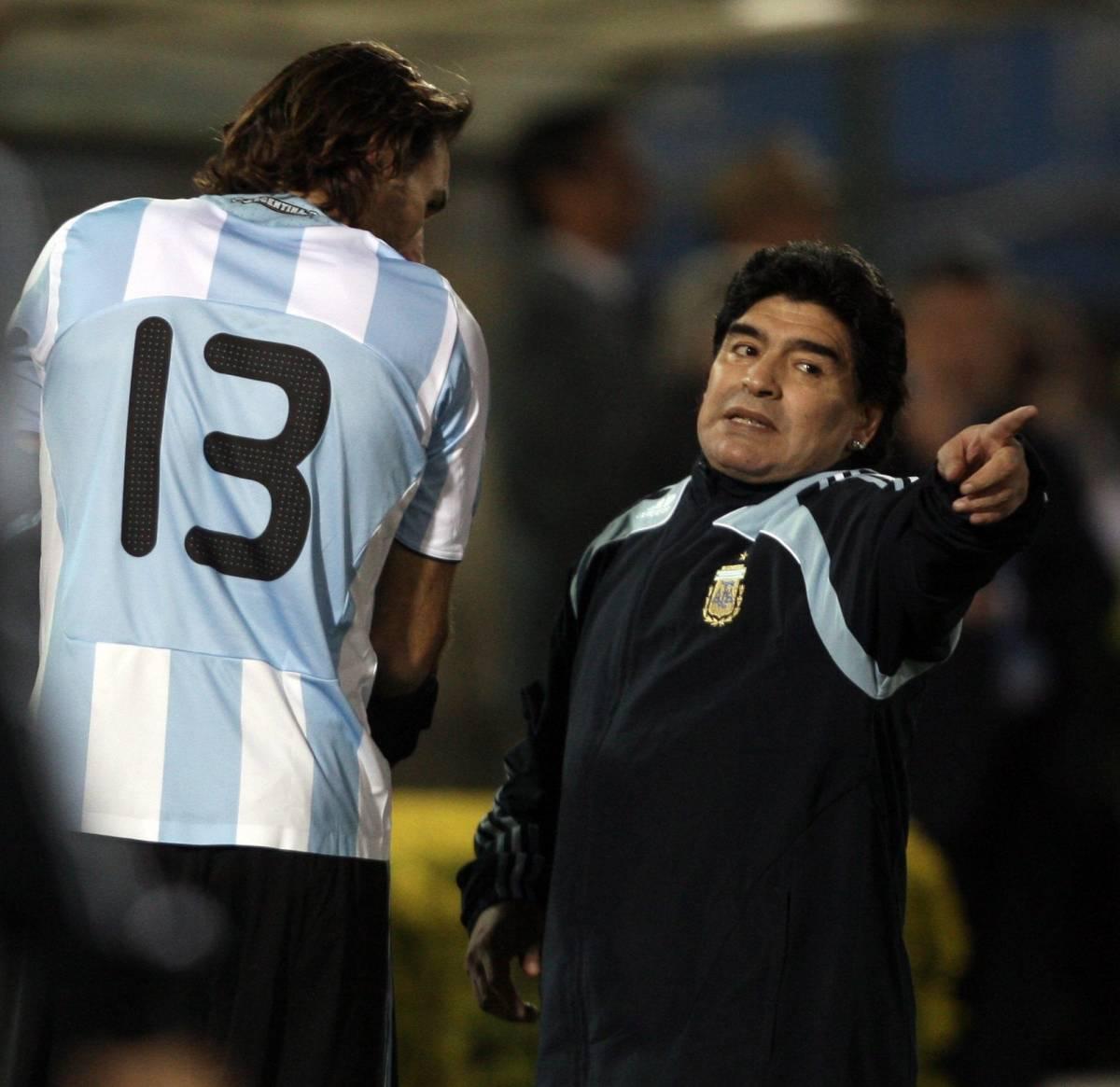 Argentina ancora ko  Maradona a rischio
