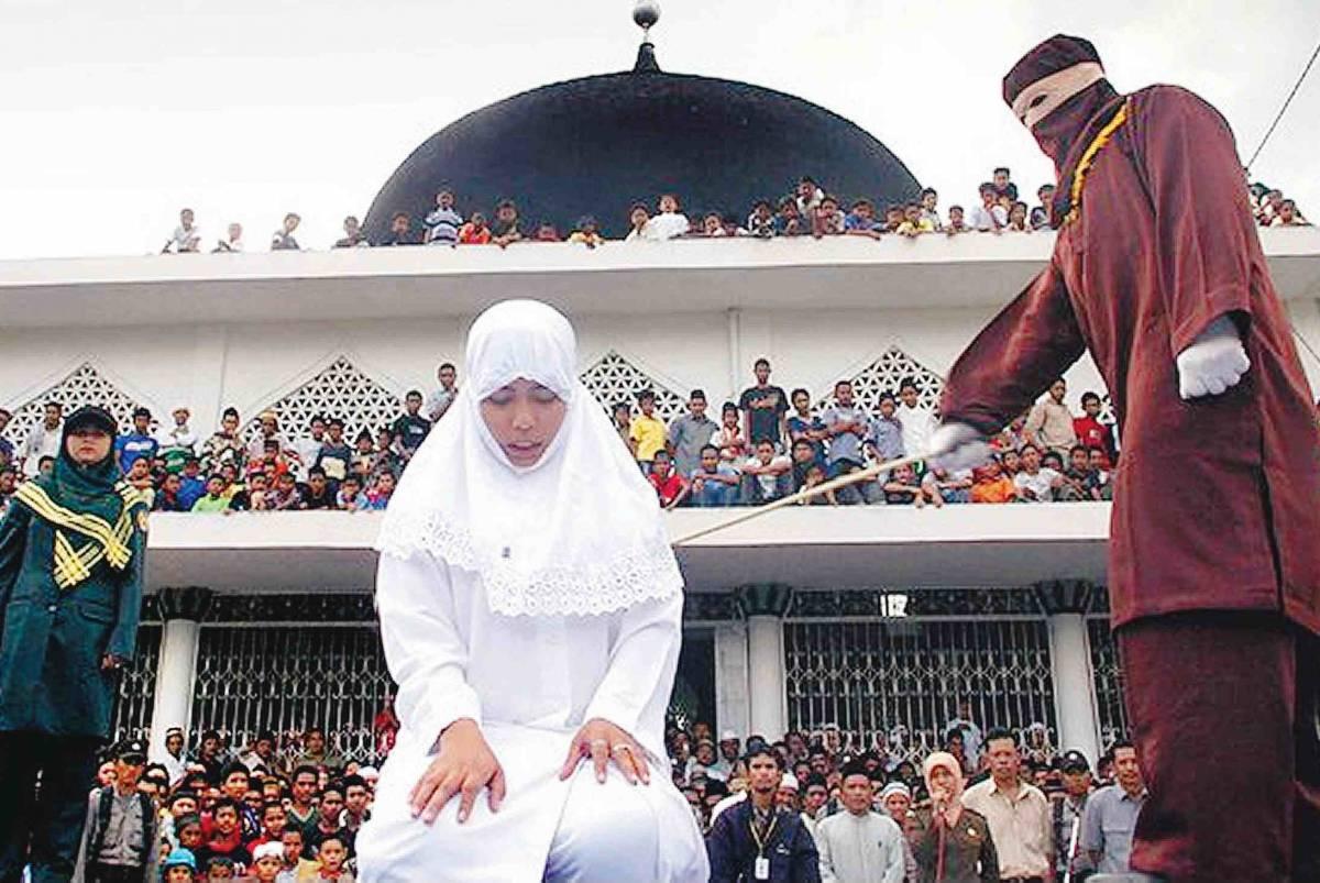 Se l'Islam moderato torna alla lapidazione