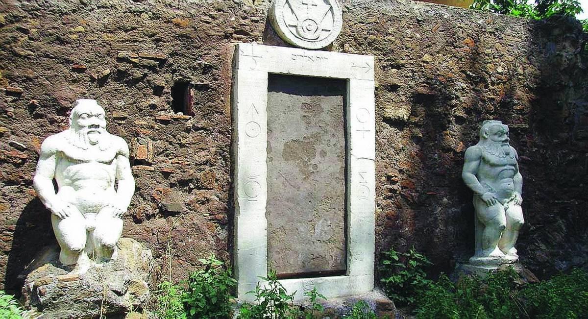 Simboli e riti dell'Urbe misteriosa