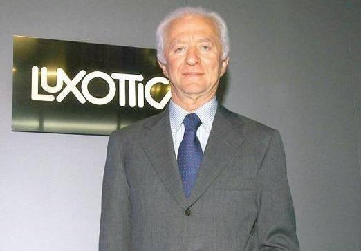 Mr Luxottica inseguito dal fisco per 500 milioni