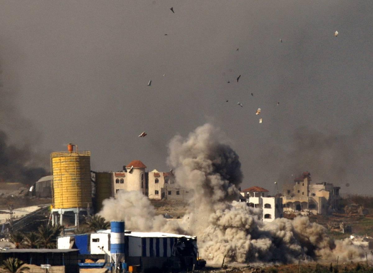 Dal Libano sparati  due razzi verso Israele  Gerusalemme risponde