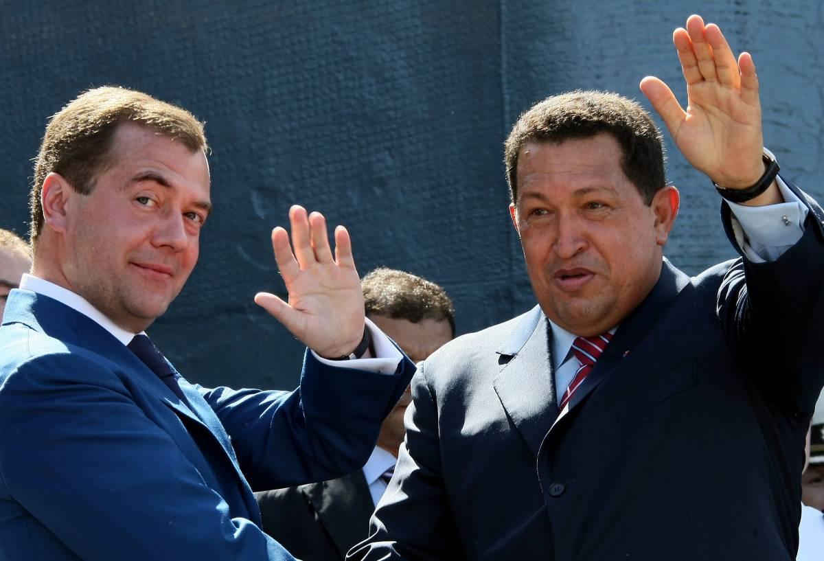 Chavez: presi missili dalla Russia