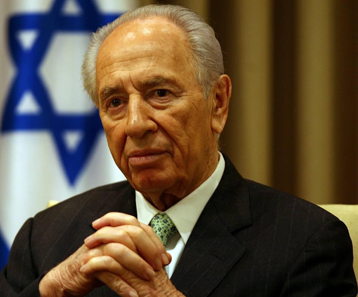 Malore di Peres a un comizio, paura a Tel Aviv