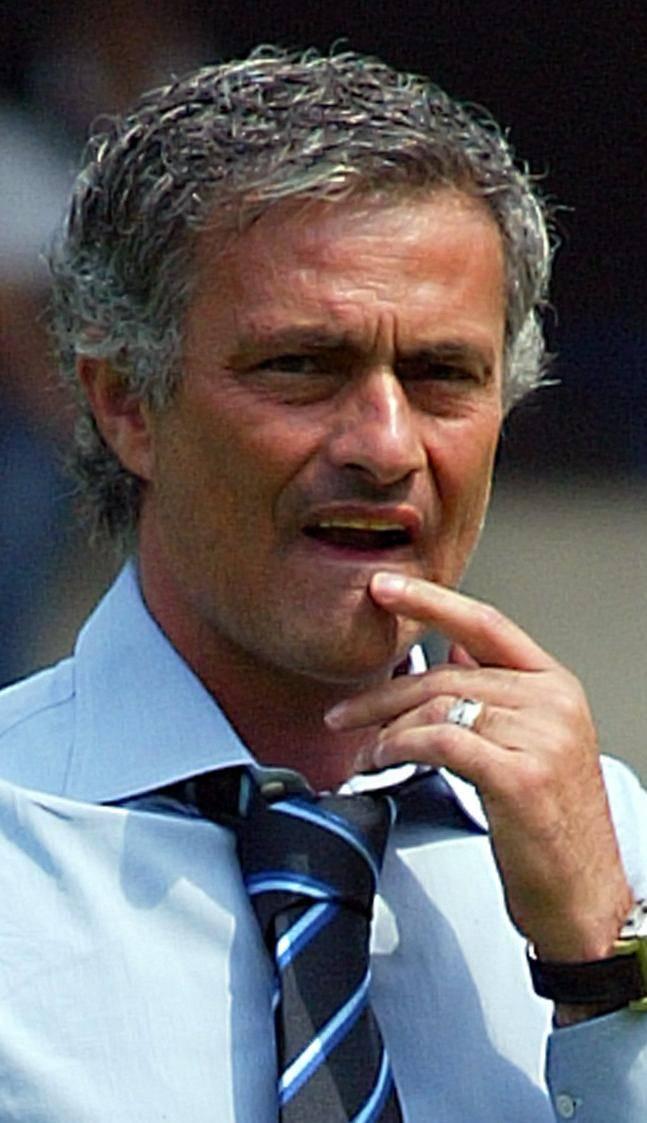 Mourinho ha già scaricato Ibra: «Eto'o il mio attaccante più bravo»