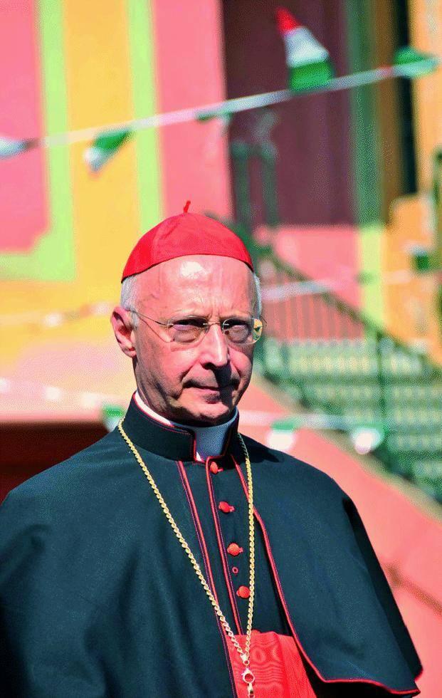 Il don sgrida il Cardinale: «Attento al Giornale»