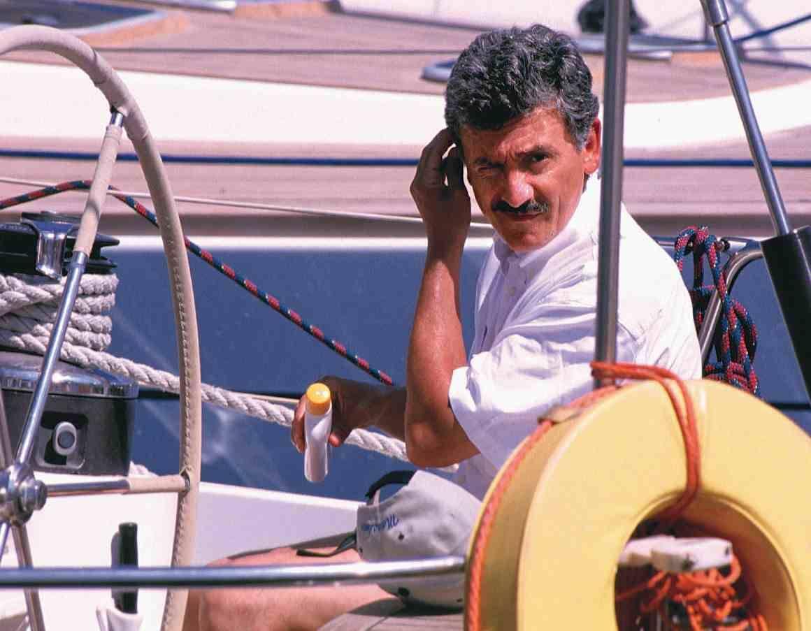D'Alema ammette: andai in barca con Tarantini