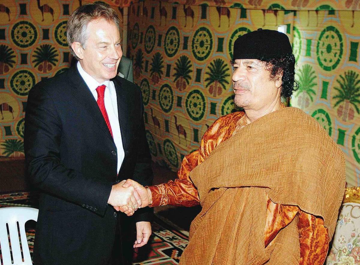 L'ultima degli inglesi: forze speciali addestrano le truppe di Gheddafi