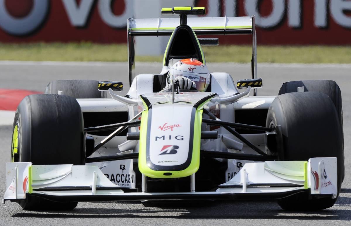 Barrichello sbanca anche a Monza: doppietta Brawn