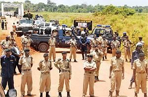 In Uganda battaglia  per l'offesa a un re