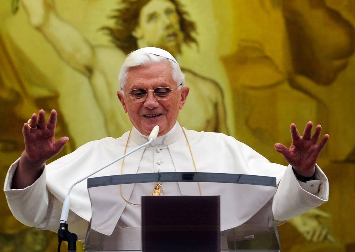 """Il Papa ai farmacisti:  """"Non vendete farmaci  contro la vita"""""""