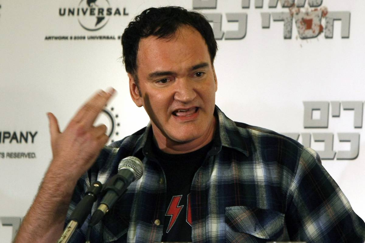 "Cinema: Tarantino porta  i suoi ""Basterds"" in Israele"