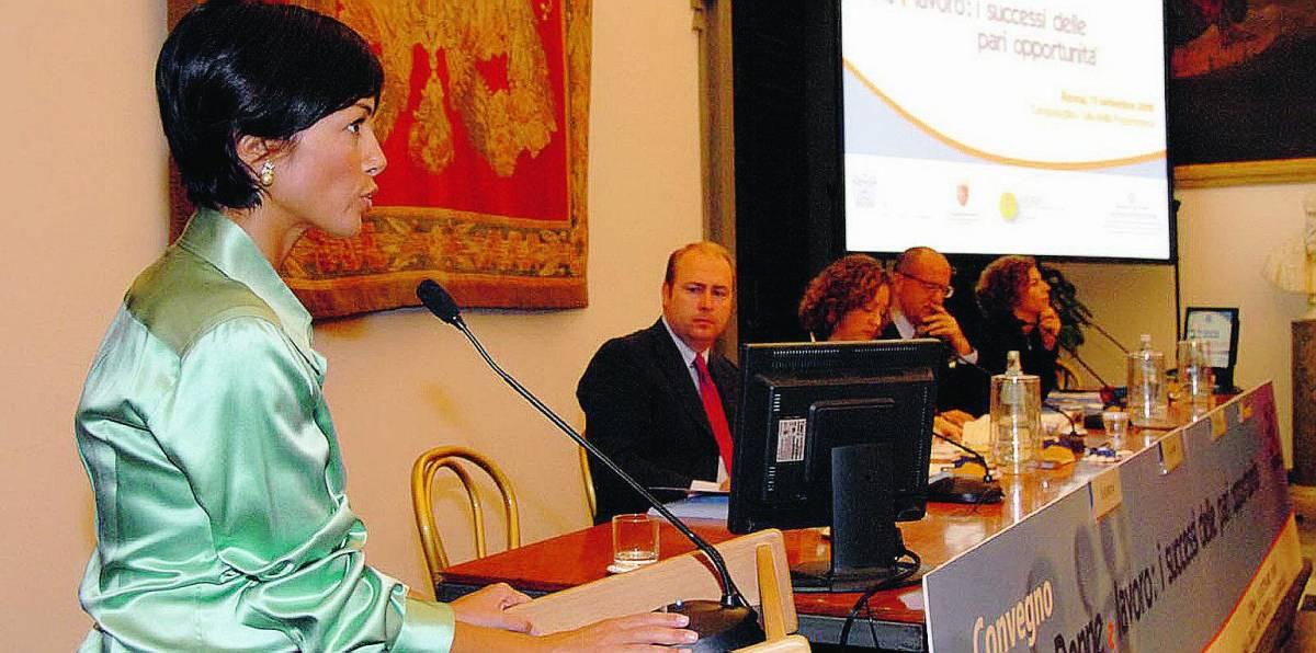 Bordoni: «La capitale delle aziende in rosa»