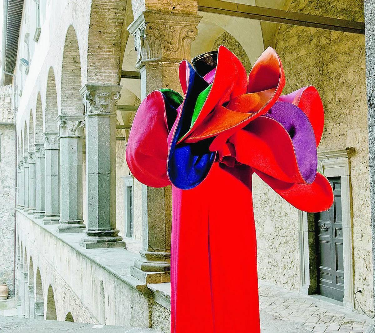 A Bracciano «regna» la moda