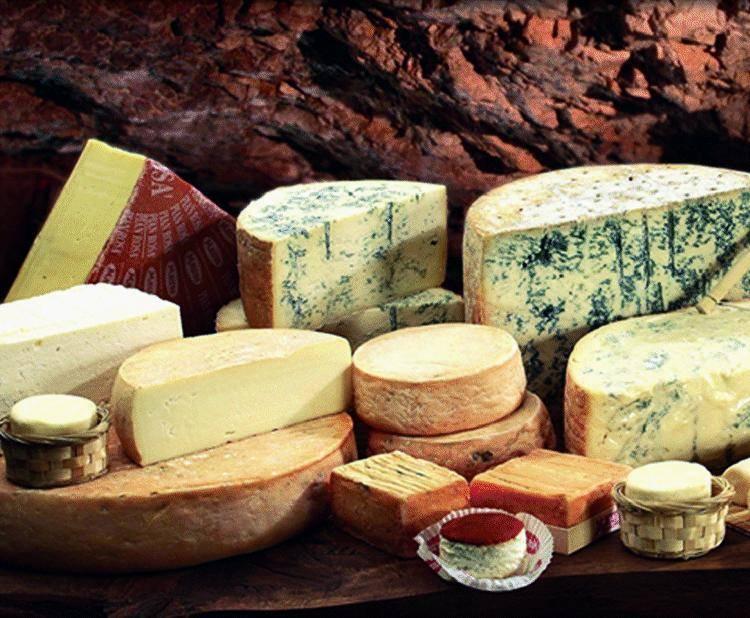Sapori e profumi delle «mille anime»  del formaggio