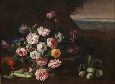 Al Filatoio di Cariglio quadri antichi e del Novecento sul tema della rosa