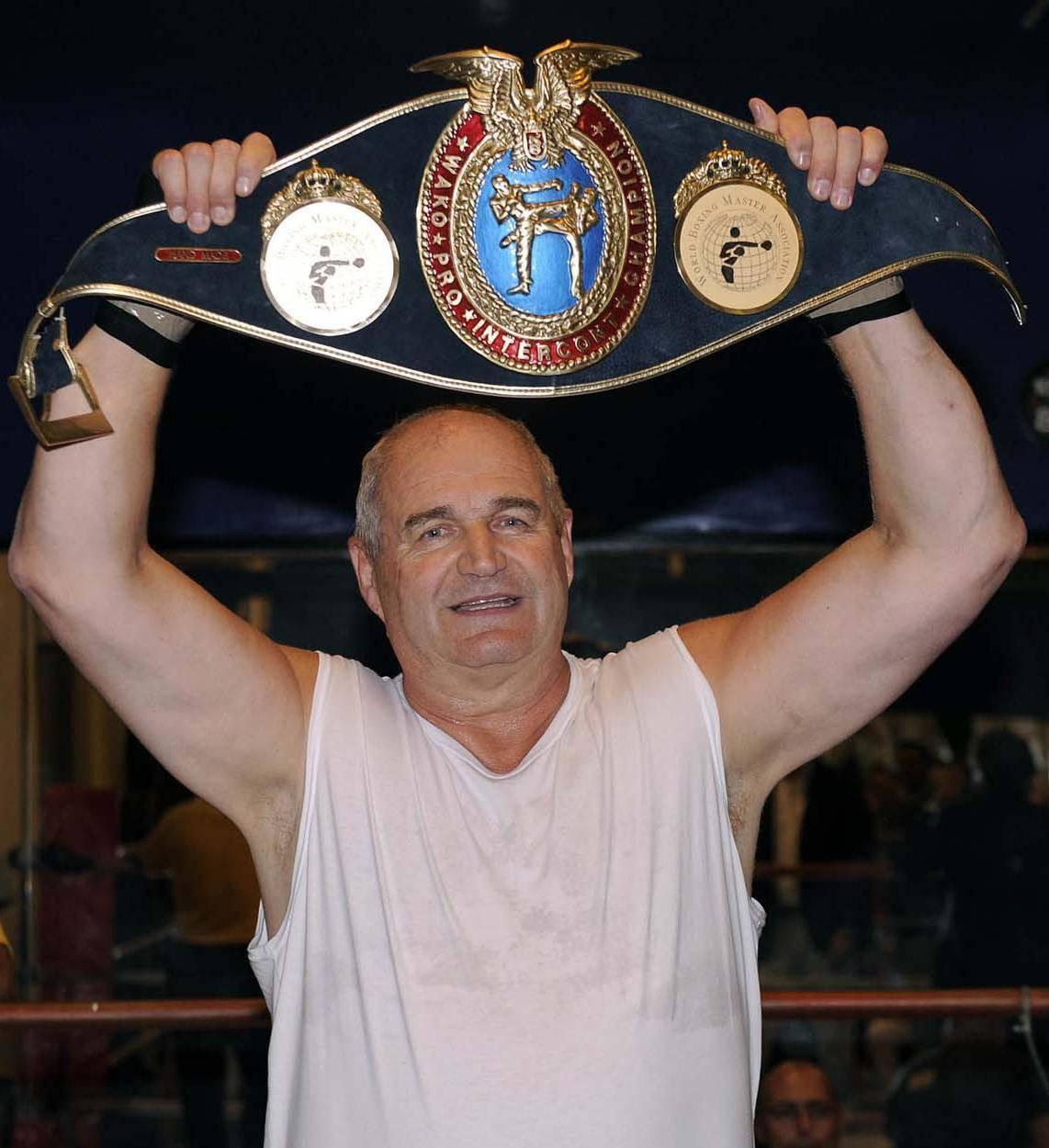 L'assessore campione di boxe «Qui più leali che in politica»