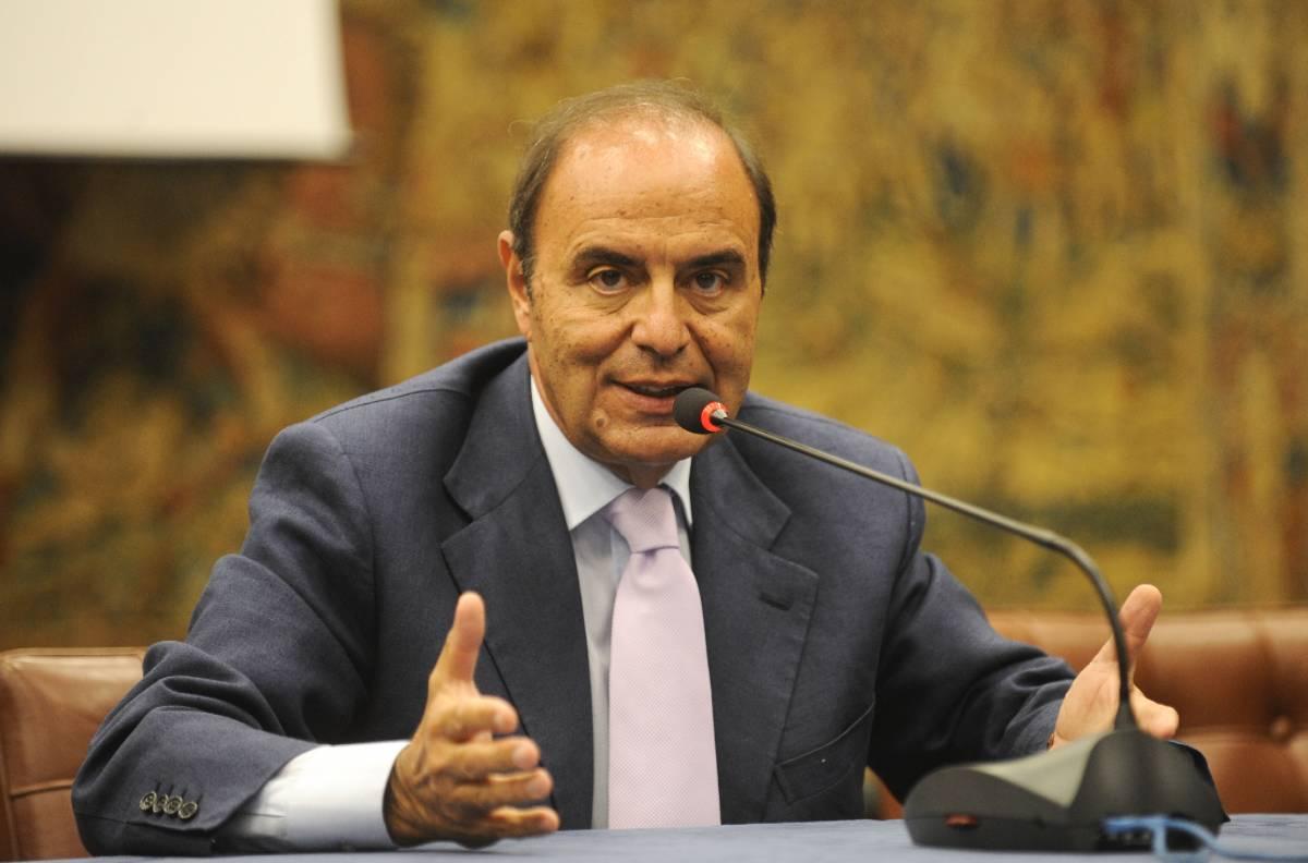 Vespa, Garimberti e D'Alema contro Berlusconi