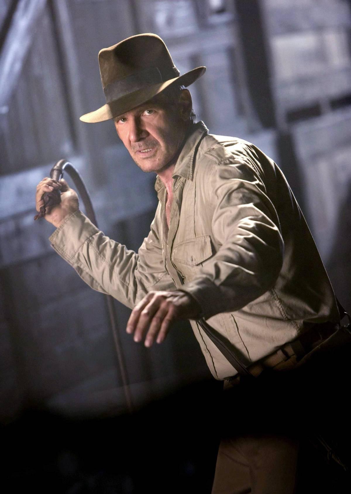 Harrison Ford non teme l'età  E ci riprova con Indiana Jones