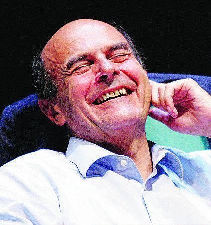 Bersani: «Io rifare il Pci? Magari»