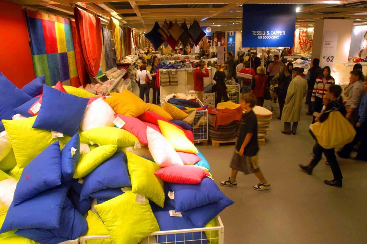 La svedese Ikea spinge il nostro Pil