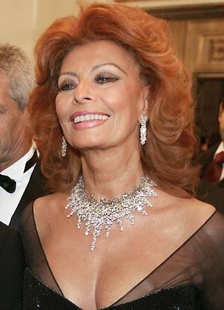 Auguri Sofia Loren:  un mito da 75 anni