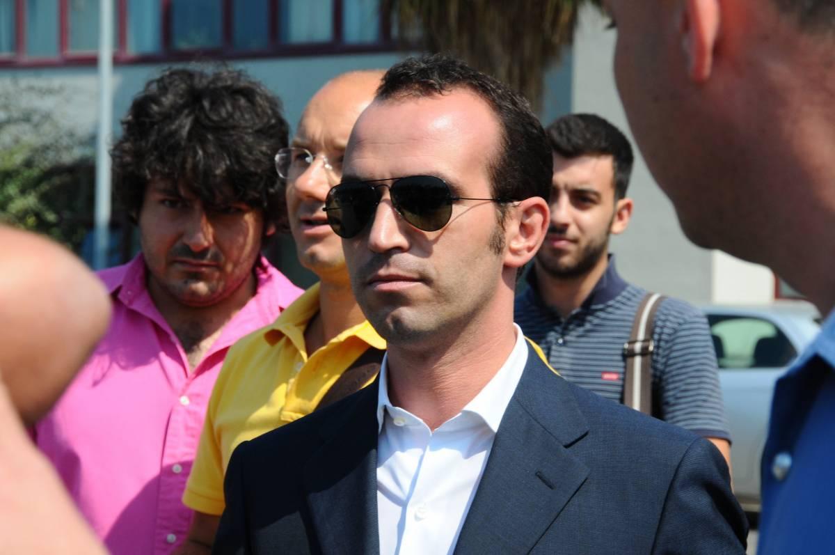 """Bari, Tarantini dal carcere: """"Non volevo fuggire"""""""