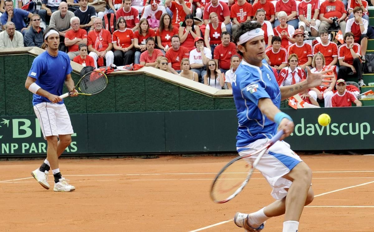Coppa Davis, Valletta Cambiaso ha già vinto